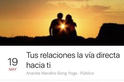 Tus relaciones la vía directa hacia ti