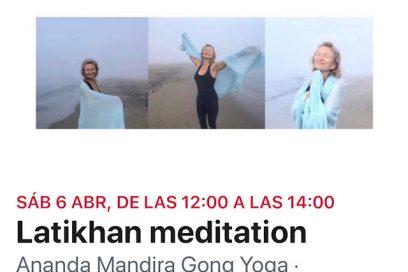 Taller de Latikhan en Ananda Mandira Yoga (Marbella)