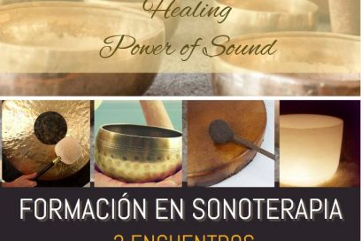 Formación Healing Power of Sound