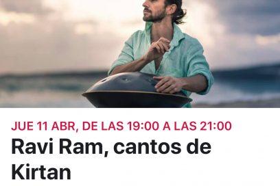 Kirtancon Ravi Ramoneda – RAVI RAM