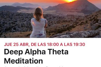 Deep Alpha/Theta Meditation