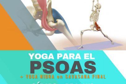 Yoga para el PSOAS
