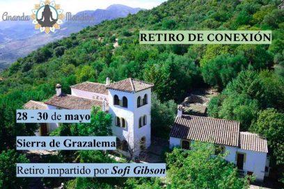 Retiro de conexión Grazalema mayo 2021